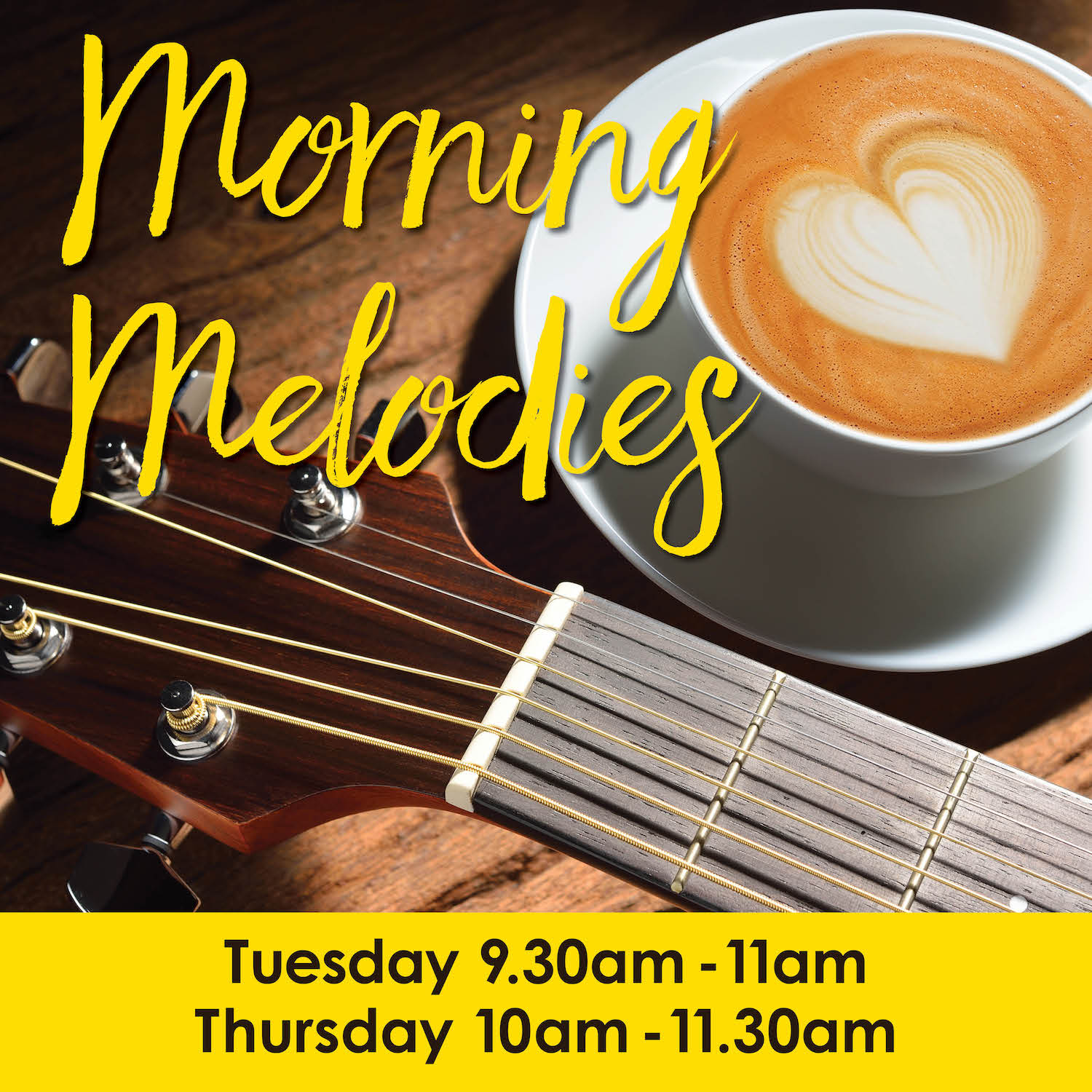 CARDIFF RSL MORNING MELODIES