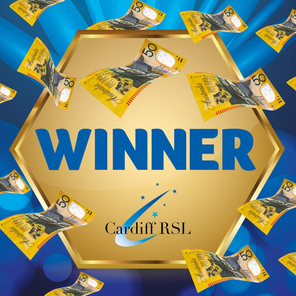 CARDIFF RSL WINNERS