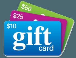 CARDIFF RSL GIFT CARD GRAB