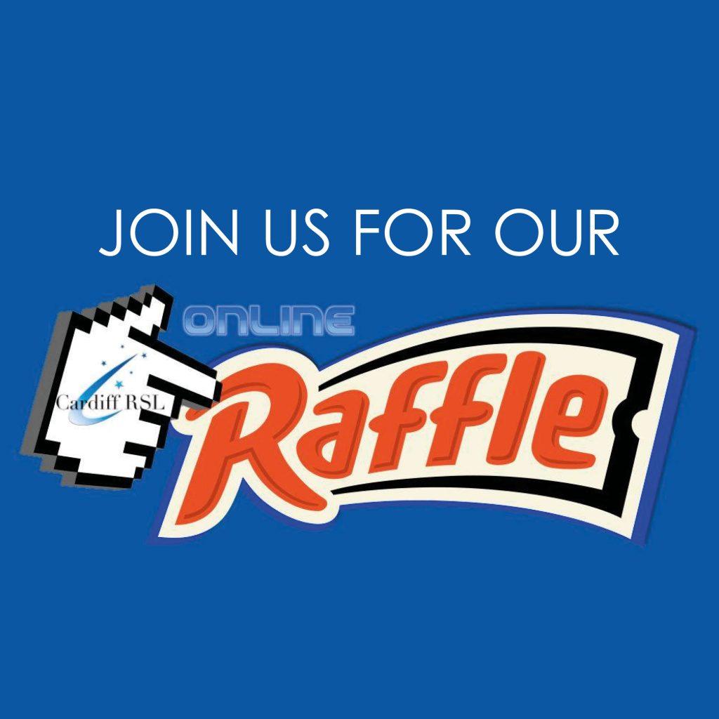 CARDIFF RSL ONLINE RAFFLE